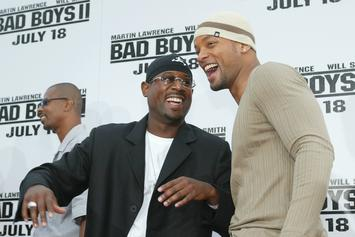 "Will Smith Posts Photo From ""Day 1"" Of ""Bad Boys For Lif3"""