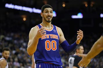"Enes Kanter Claps Back At Hedo Turkoglu: ""Erdogan's Lap Dog"""