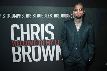 Chris Brown Ordered To Pay Ex-Manager After Refusing To Hand In Drug Test: Report