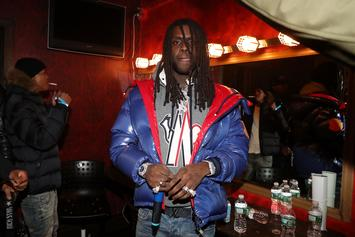Chief Keef Drops $40K On 90's Nostalgia Cartoon Art For His Home
