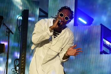 "Future Says ""The WIZRD"" Is The Final Album In His Record Deal"