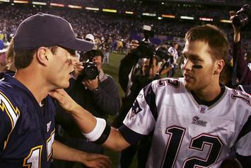 """Tom Brady Comments on Philip Rivers, Says """"He's Kind Of Like Me"""""""
