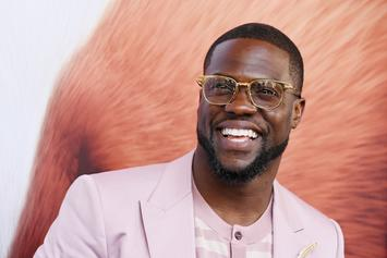 """Kevin Hart Speaks About Oscars Controversy On """"The Breakfast Club"""""""