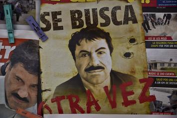 El Chapo Wanted To Make A Movie About His Life: Report