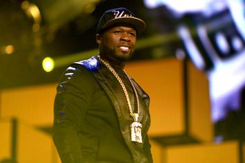 50 Cent Shows Off Impeccable Watch Collection