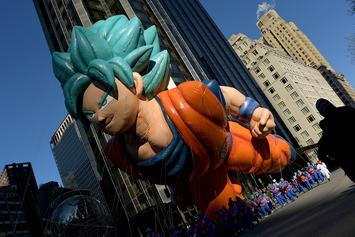 """""""Dragon Ball Super: Broly"""" Releases In The Us, Rakes In $7 Million"""