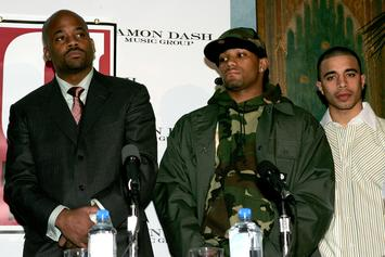 """Dame Dash Says He Only Appeared In R. Kelly's """"Fiesta"""" Video Because Aaliyah Asked"""