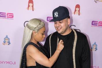 The Blac Chyna & Alexis Skyy Beef Was About Rob Kardashian All Along