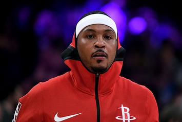"""Carmelo Anthony Decision Coming Soon, """"Multiple Options Available"""""""