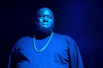 """Killer Mike Speaks About His New Religion On Colbert: """"The Church Of Sleep"""""""