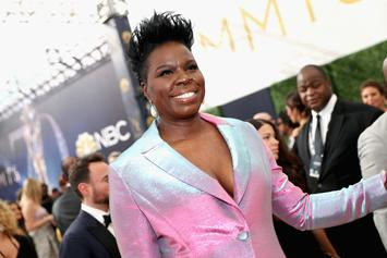 "Leslie Jones On New ""Ghostbusters"" Direction: ""Something Trump Would Do"""
