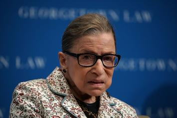 """Fox & Friends"" Implies That Ruth Bader Ginsberg Is Dead: She Is Not"