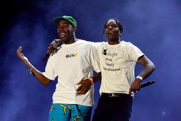 Tyler, The Creator Says A$AP Rocky Collab Project Doesn't Exist