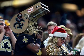 Civil Suit Filed On Behalf Of Saints Season Ticket Holders: 'Replay The Game'