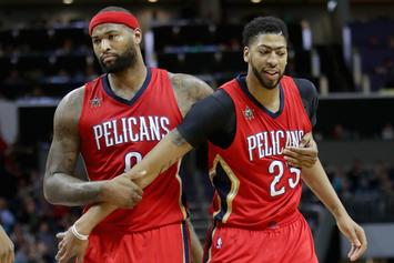 """DeMarcus Cousins Says Him And Anthony Davis """"Could've Been Something Great"""""""