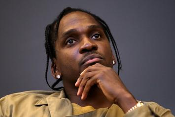 Is Pusha T Issuing A Stern & Possibly Final Warning To Drake?