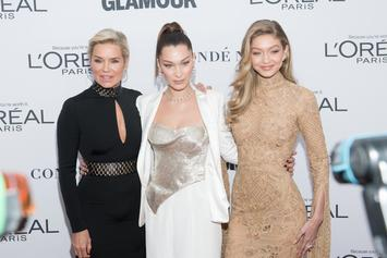 "Yolanda Hadid Says None Of Her Children Have Ever Used ""Fillers Or Botox"""