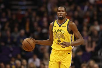 """Kevin Durant Opens """"Durant Center"""" For Underprivileged Kids In His Hometown"""