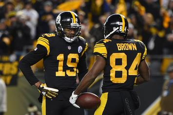 JuJu Smith-Schuster And Maurkice Pouncey Discuss Antonio Brown Situation