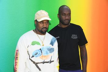 "Virgil Abloh Says His ""Jaw Dropped"" Listening To Kanye West's New Album"