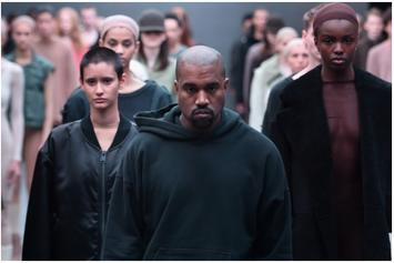 "Kanye West Sued By ""Yeezy"" Fabric Supplier For Allegedly Chincing Out"
