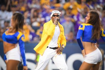 YG Finally Got His Money From Birdman For The Rams Win Over The Saints