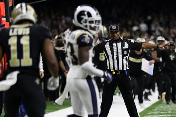 NFL Looking At Possible Coaches Challenge For Judgement Calls