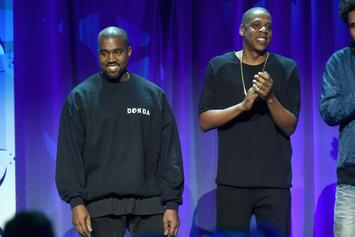 "Kanye West & TIDAL Reach Deal In Lawsuit Over ""The Life Of Pablo"" Deception: Report"