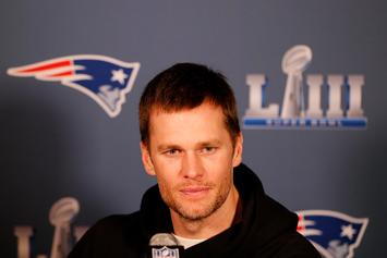 """Tom Brady """"Known Cheater"""" Graphic Got A TV Station Employee Fired"""
