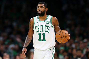 Kyrie Irving To Produce, Star In Horror Film About OKC's Haunted Hotel