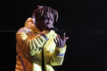 Juice WRLD Says New Album Is Done, Shares Snippets With Fans