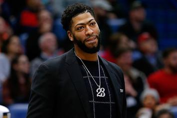 Anthony Davis Rumors: Pelicans' GM Not Returning Lakers' Calls