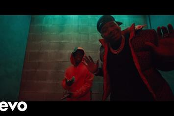 "Moneybagg Yo & Kodak Black Link Up For ""Lower Level"" Music Video"