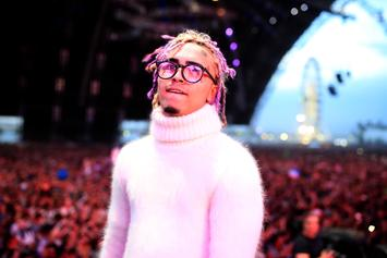 "Geoff Barrow Accuses Lil Pump Of Sampling Track Without Permission: ""F*ck Off"""