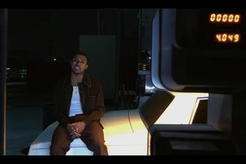 """Diggy Simmons Delivers On New Clip For """"Anchors"""""""