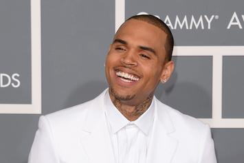 "Chris Brown Celebrates 1 Billion Streams For ""Pills & Automobiles"""