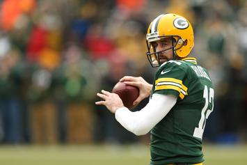 Aaron Rodgers Won't Have To Undergo Knee Surgery