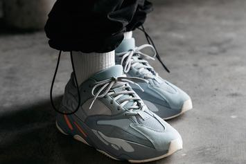 "Adidas YEEZY BOOST 700 ""Inertia"" On-Foot Images"