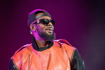 R. Kelly Announces Overseas Tour Amid Sexual Assault Scandal