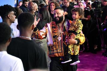 """DJ Khaled Shares Appreciation Post For Asahd: He's """"Taught Me So Many Things"""""""