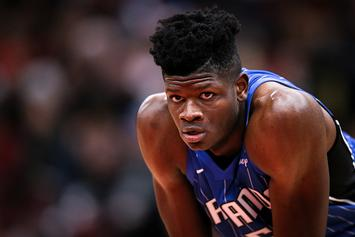 "Mo Bamba Expected To Miss ""Significant Time"" With Leg Injury"