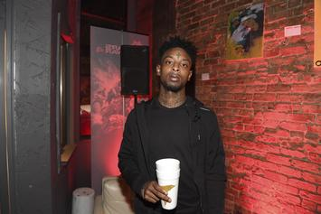 21 Savage Had Fully-Loaded Glock During Arrest, Police Say: Report