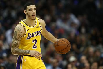 """Lonzo Ball Blasts """"Bad Boy For Life"""" After Surviving Trade Deadline"""