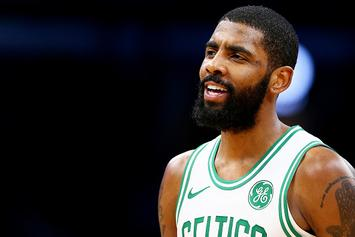 "Danny Ainge: Celtics, Kyrie Irving Getting ""Married"" On July First"