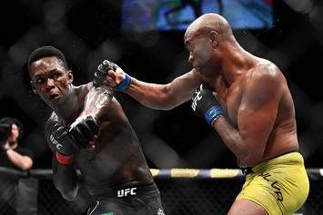"UFC 234: Israel Adesanya Beats Anderson Silva In Battle Of ""Young Sputnik Vs Idol"""