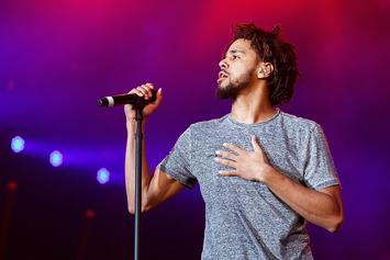 J. Cole Puts Aggressive, Racist Florida Cop On Blast