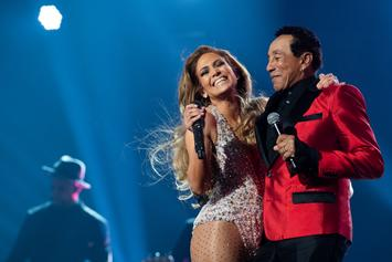 """Jennifer Lopez Defends Grammys Motown Tribute: """"I'm Just Very Humbled"""""""