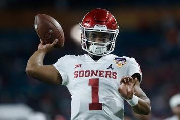 Kyler Murray Is Now Fully Committed To Playing NFL Football