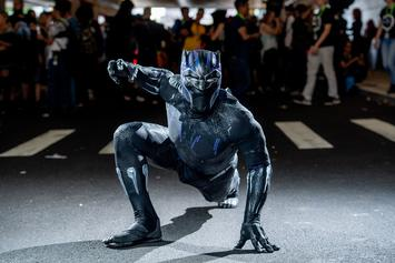 """Marvel's """"Black Panther"""" Continues Dominance Streak With 2 Grammys"""