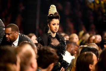 """Cardi B Lashes Out After Grammy Win Criticism: """"I'm Sick Of This Sh*t!"""""""